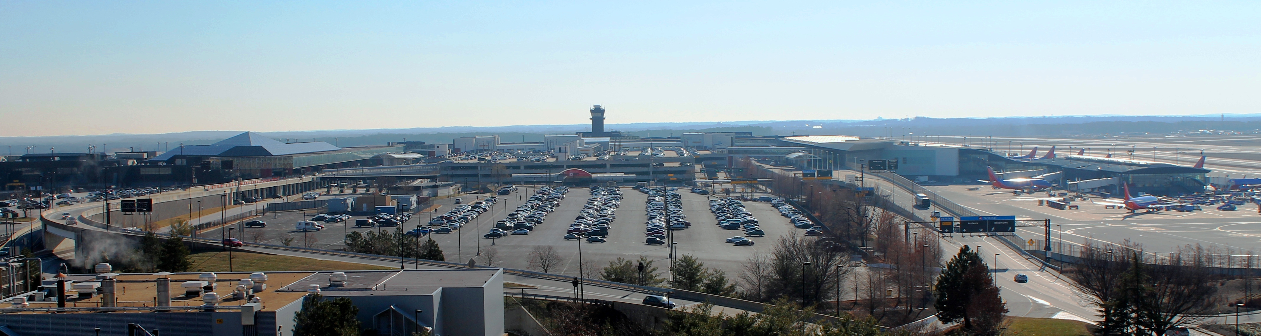 Adding class: BWI Airport seeks bids for an attached hotel