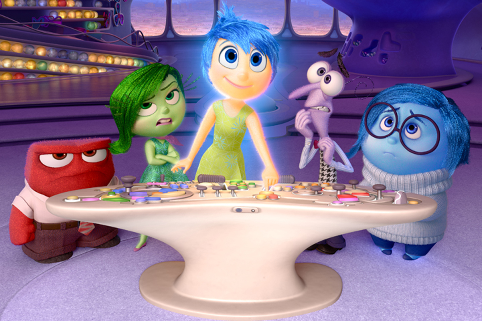 'Inside Out' is a masterful look at our emotions