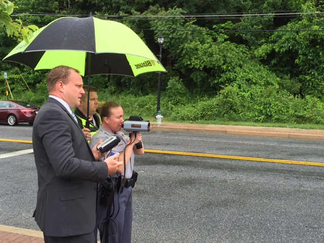 Laser speed camera tablets coming to Prince George's County