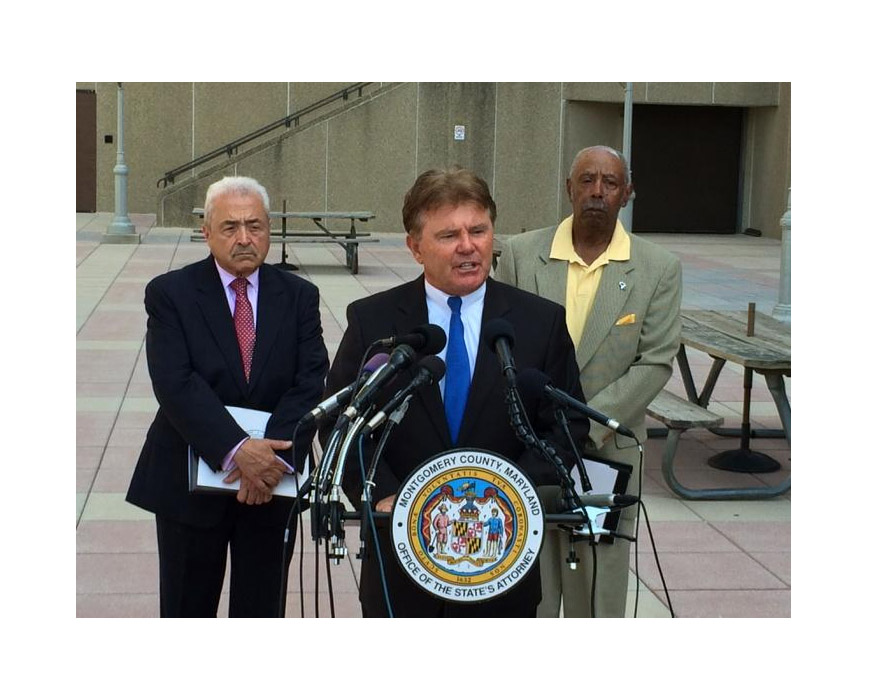 Md. prosecutors to exchange police shooting investigations