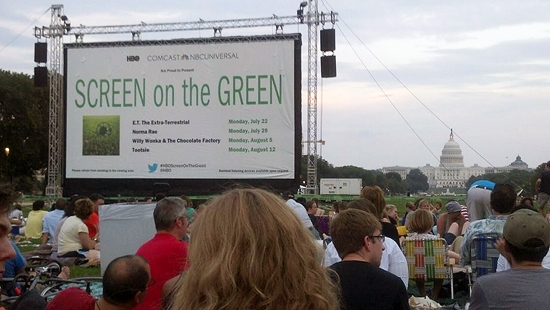 2015 Screen on the Green lineup announced