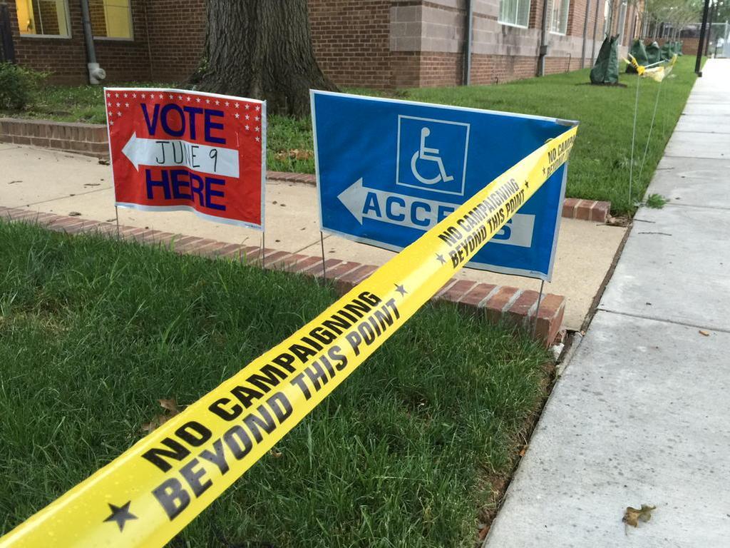 Photos: Virginia elections