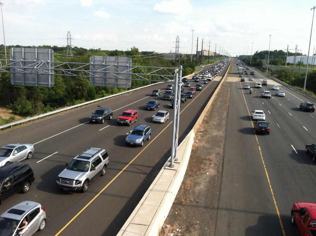 Virginia searching for fix to regular Route 28 backups near Dulles