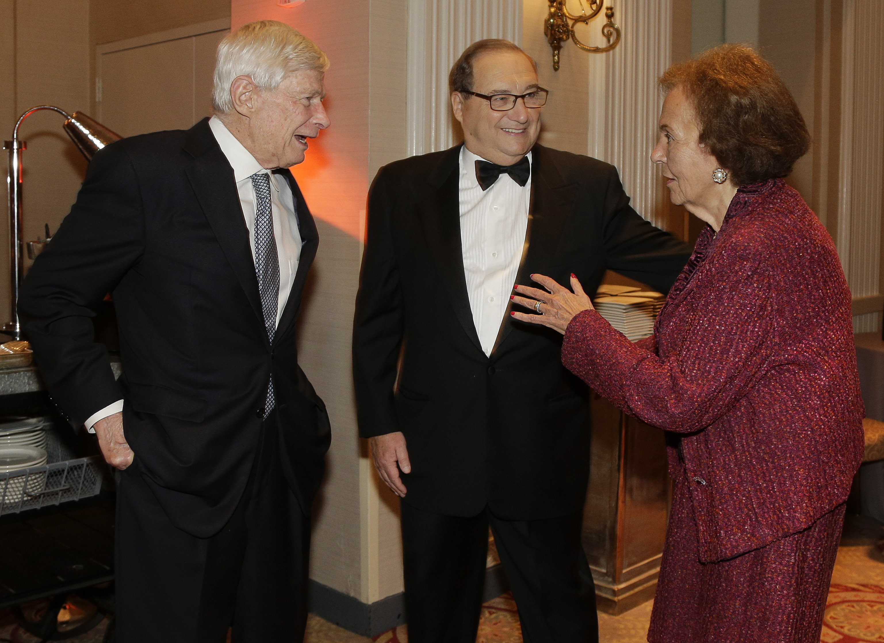 Fred Malek, former Marriott Hotels president and Washington Nationals suitor, dies