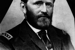On this date in 1885, Ulysses S. Grant, the 18th president of the United States, died in Mount McGregor, New York, at age 63. (AP Photo)