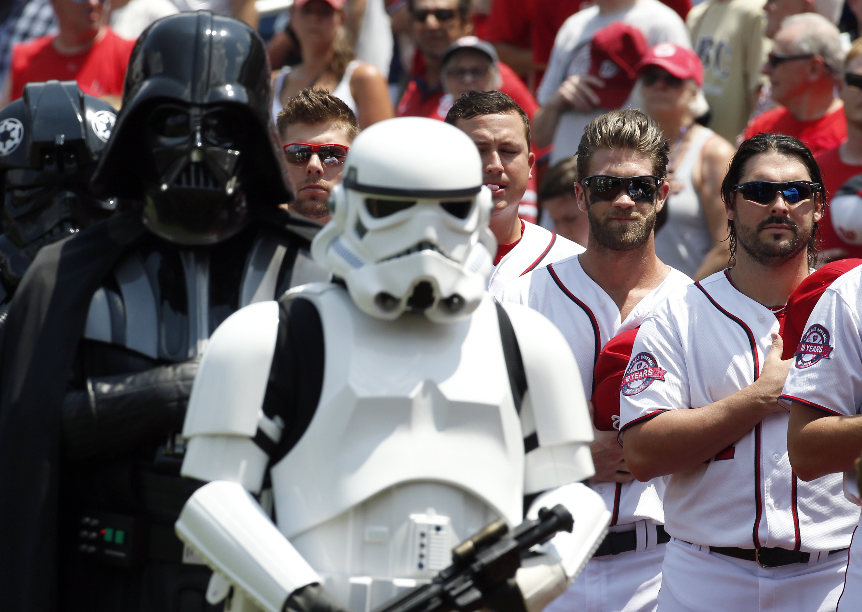 Photos: Star Wars Day at Nationals Park