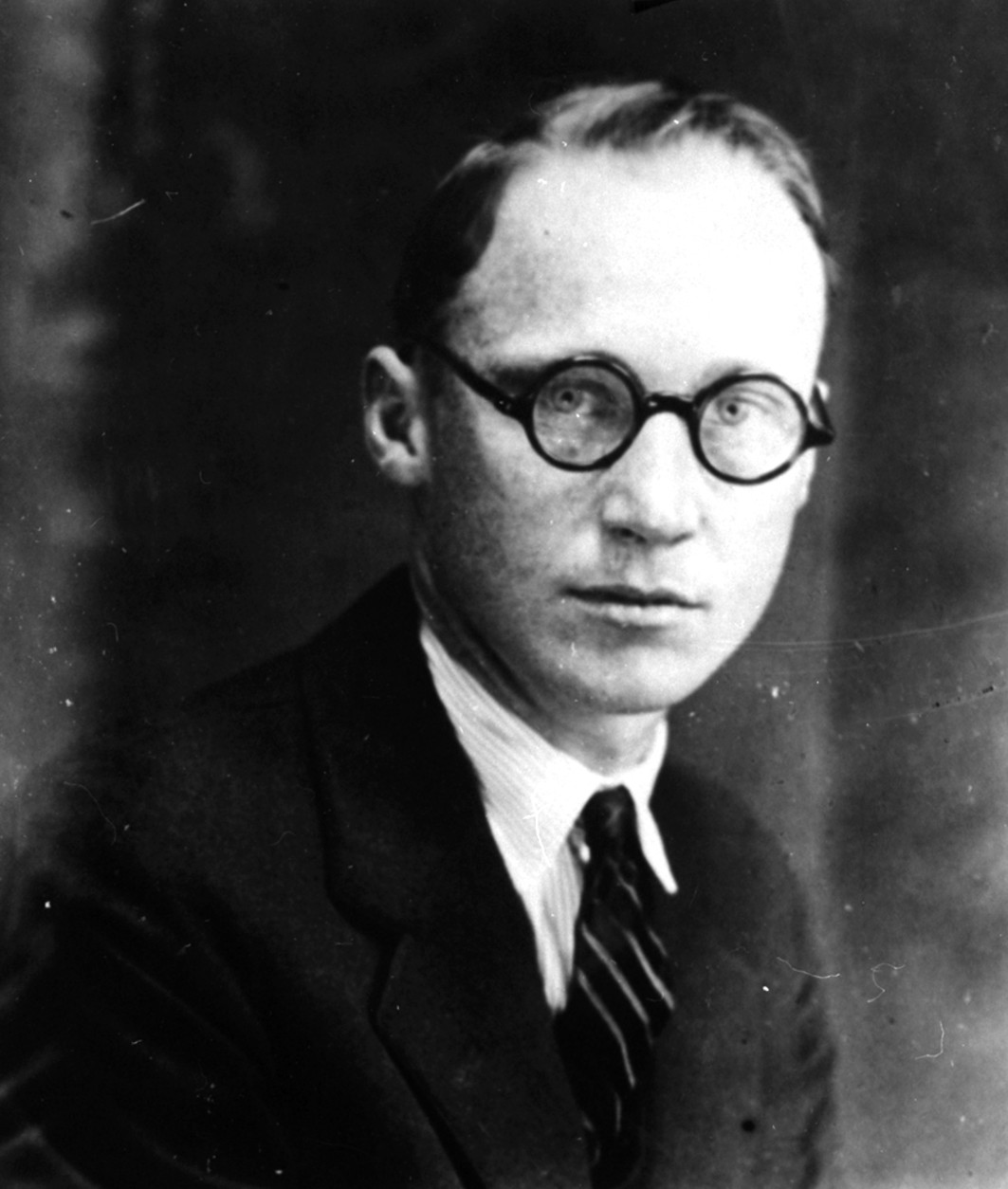 "On this day in 1925, the so-called ""Monkey Trial'' ended in Dayton, Tennessee, with John T. Scopes found guilty of violating state law for teaching Darwin's Theory of Evolution. The conviction was later overturned on a technicality. (AP Photo)"