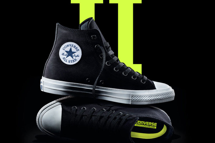 8d6314a5e266 Converse unveiled the classic-looking Chuck II sneakers