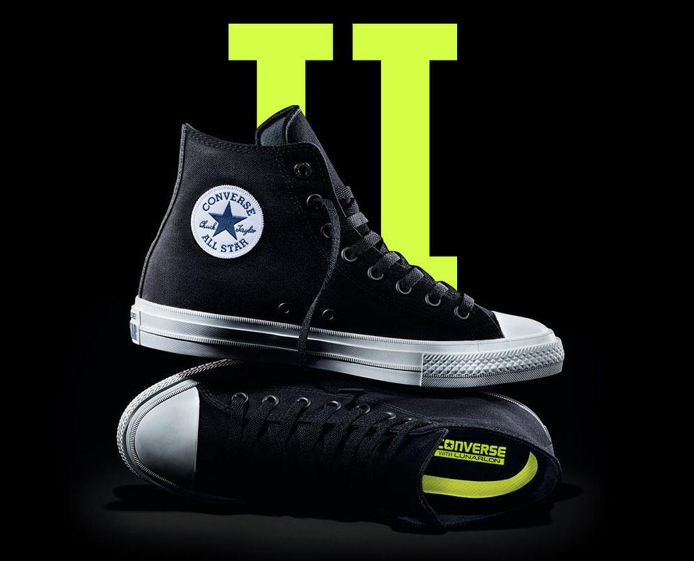 brand and converse chuck Converse has the latest styles from converse all stars, chuck taylors, to jack   the brand has launched the all-star wordmark in both its classic high top and.