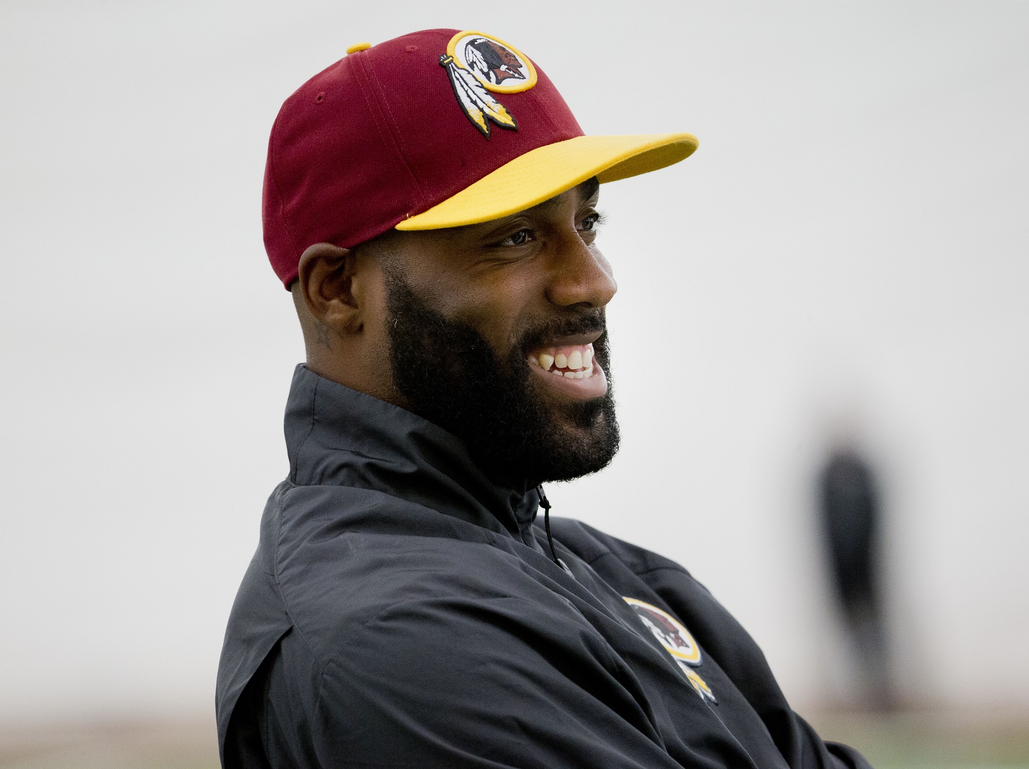 DeAngelo Hall returns from injury, wants his job back