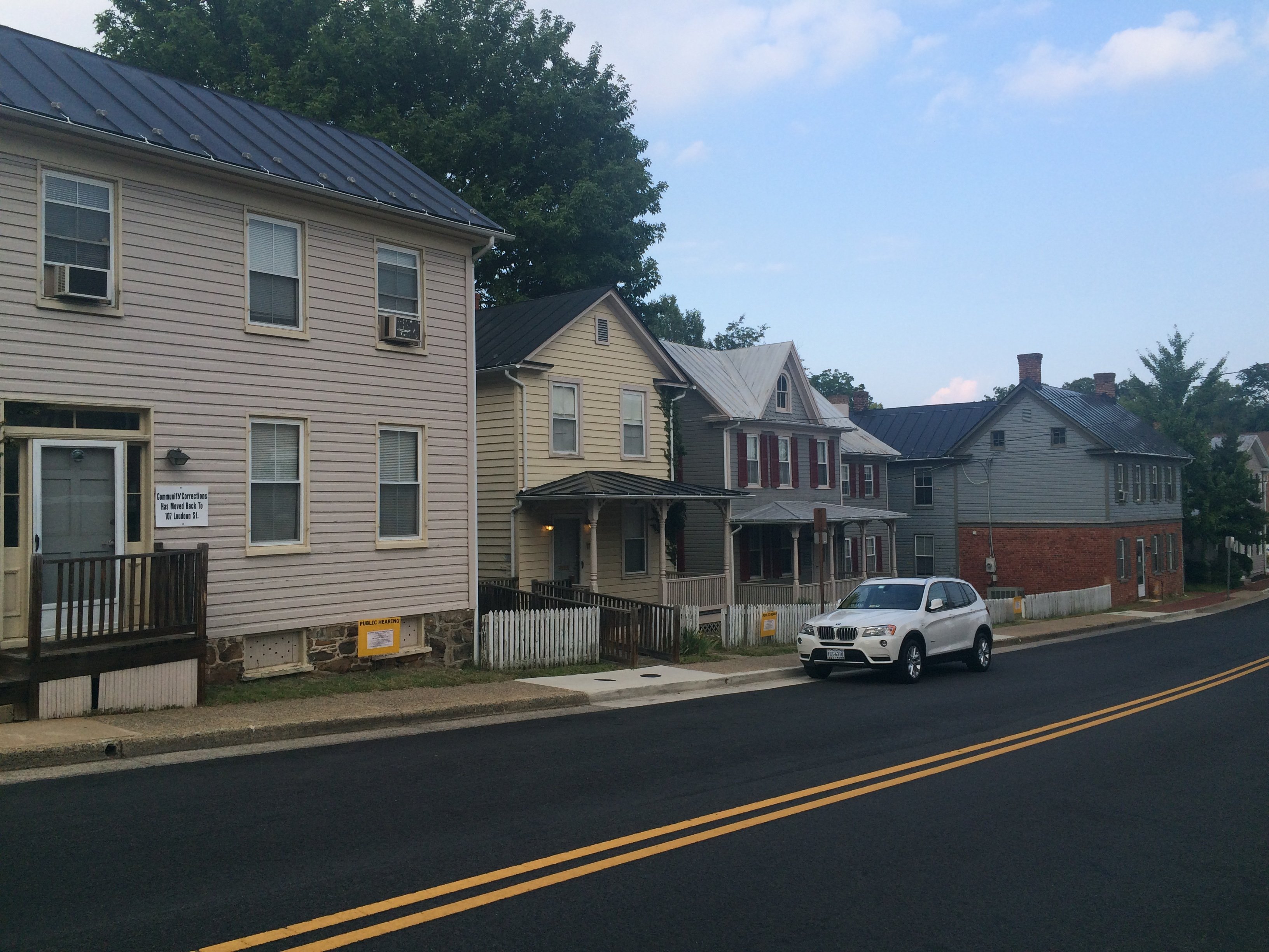 Leesburg to weigh saving jobs against preserving history