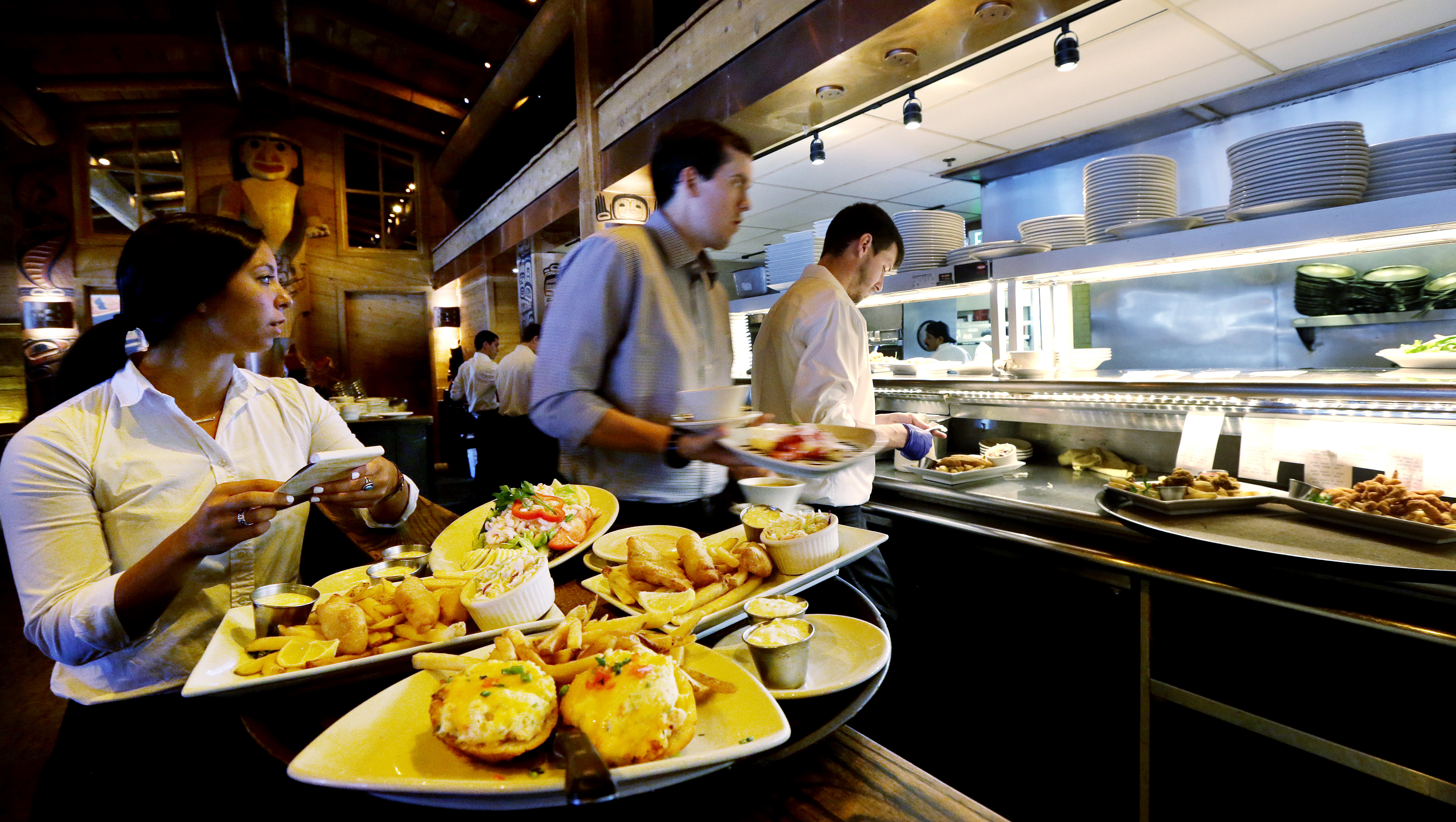 D.C.'s Restaurant Week extended due to snow