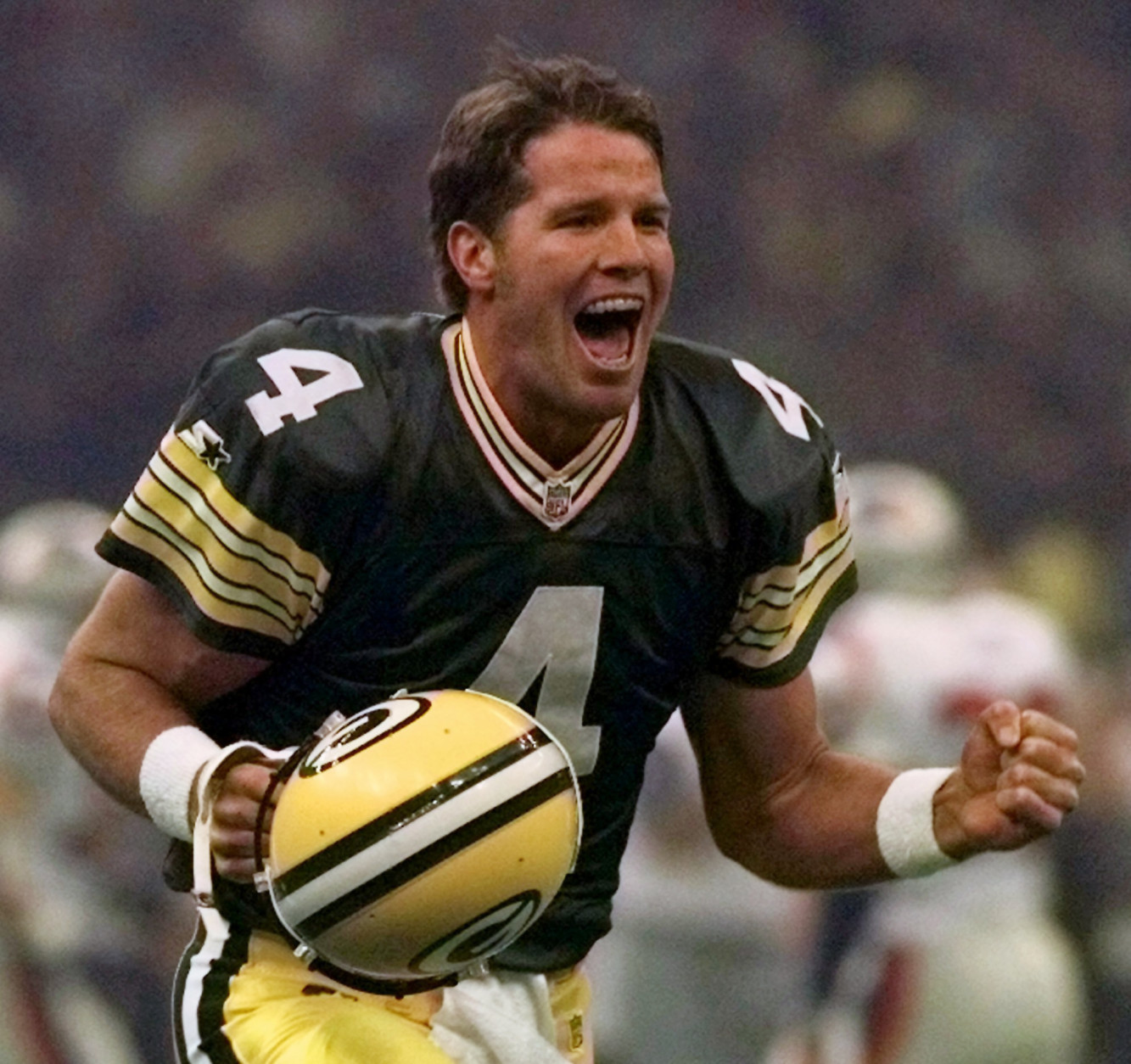 your top five brett favre memories world leader in green bay packers userpostedimage