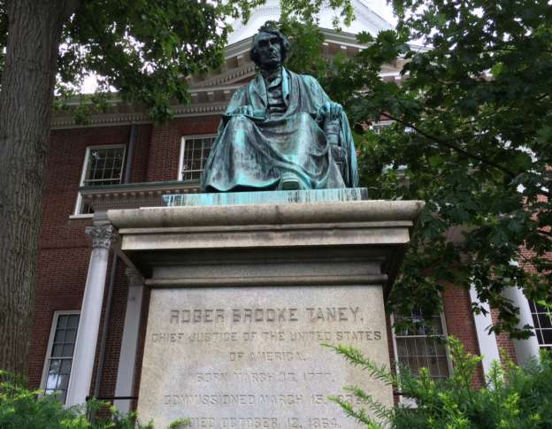 Hogan Wants Removal of Justice Roger Taney Statue