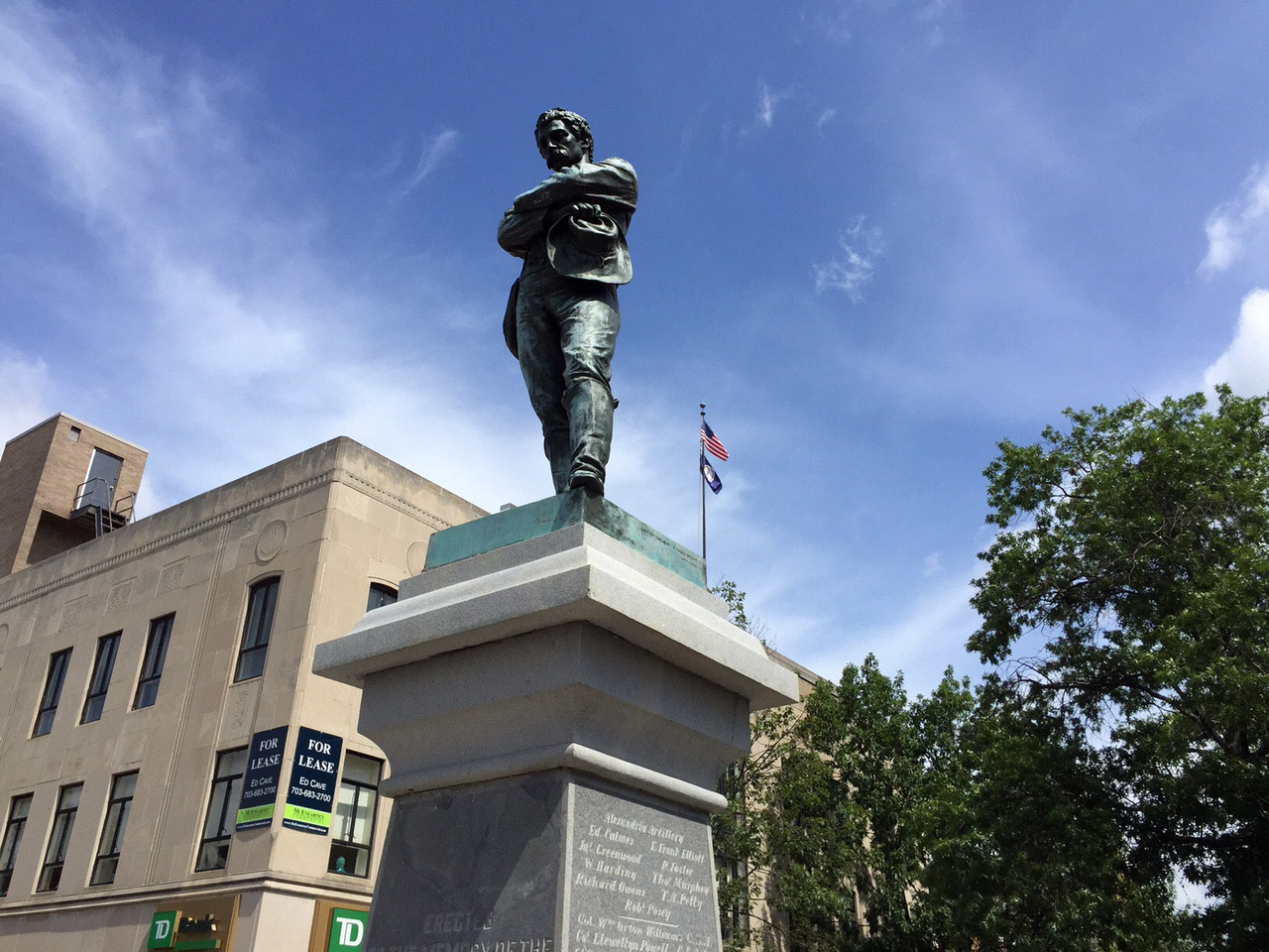 Alexandria to debate symbols of its Confederate past