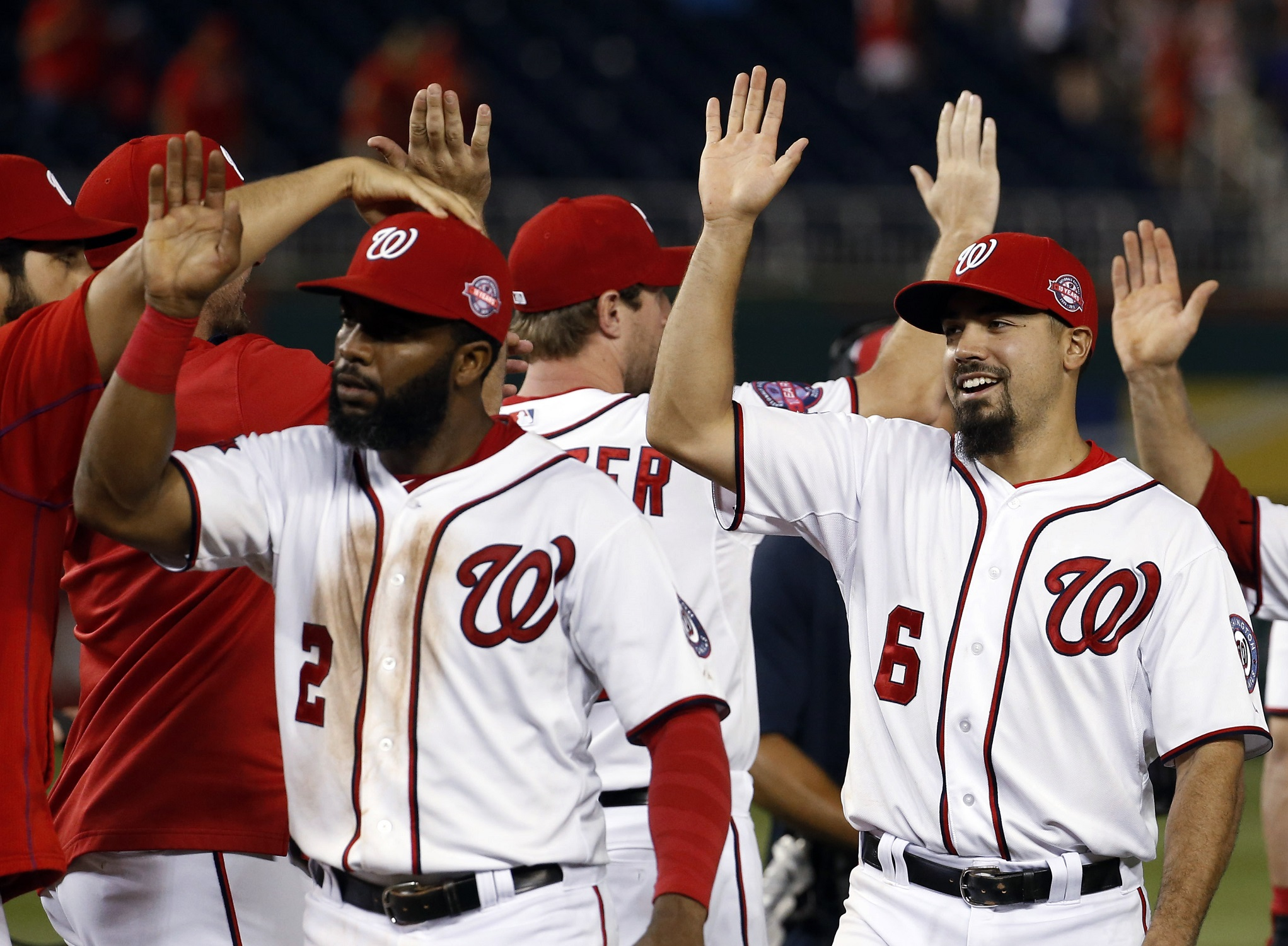 Still not whole, Nationals on mend coming out of break