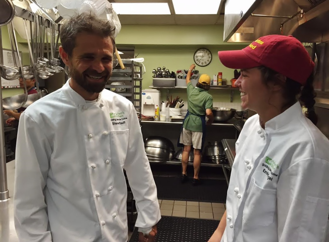 Chef who revolutionized homeless food program says goodbye after 14 years