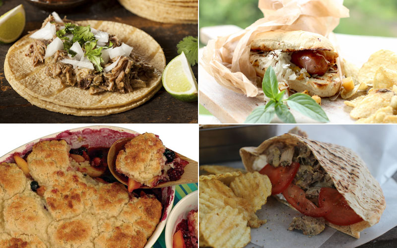 10 summer recipes for the slow cooker