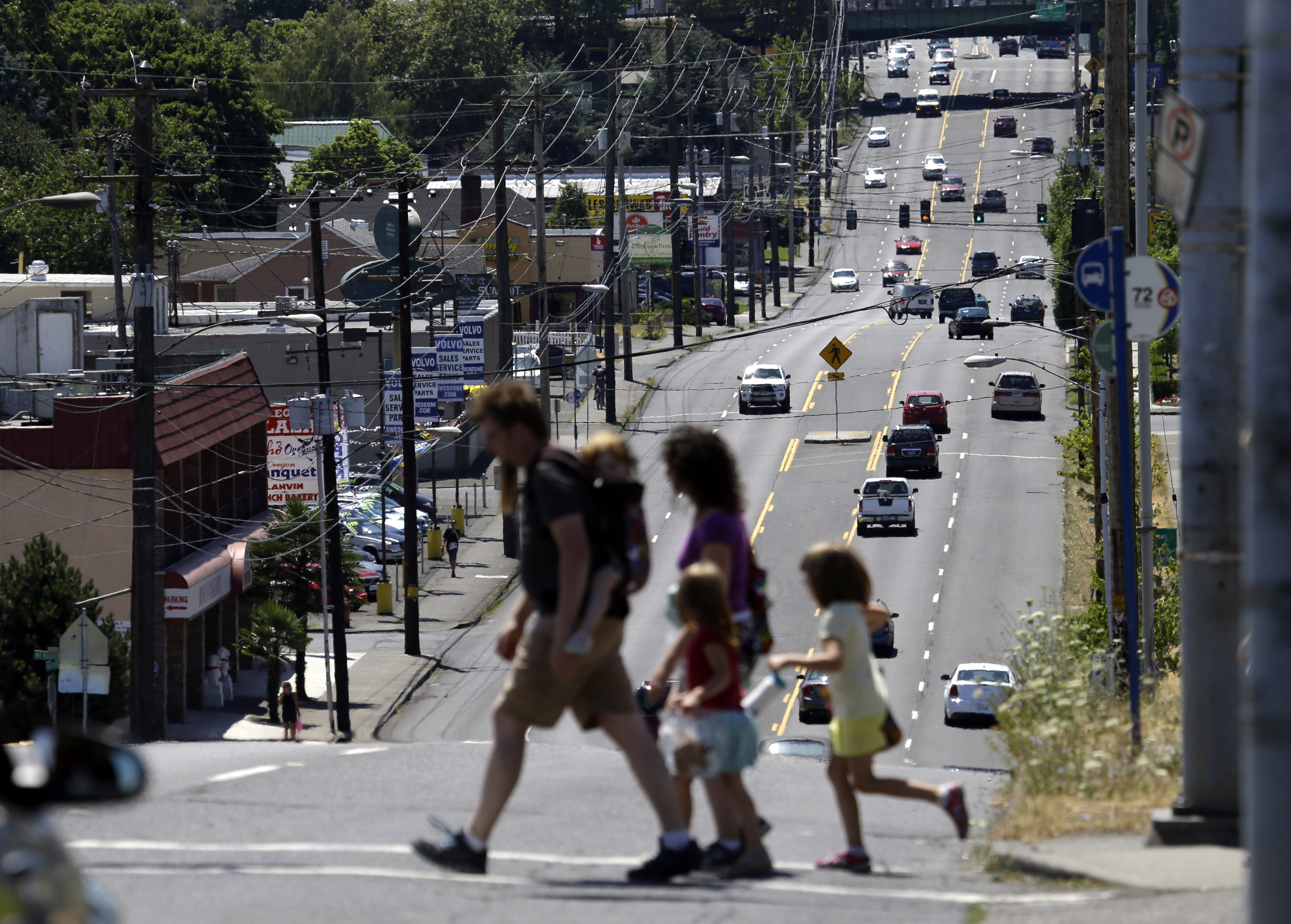 Study: Pedestrian fatalities are on the rise