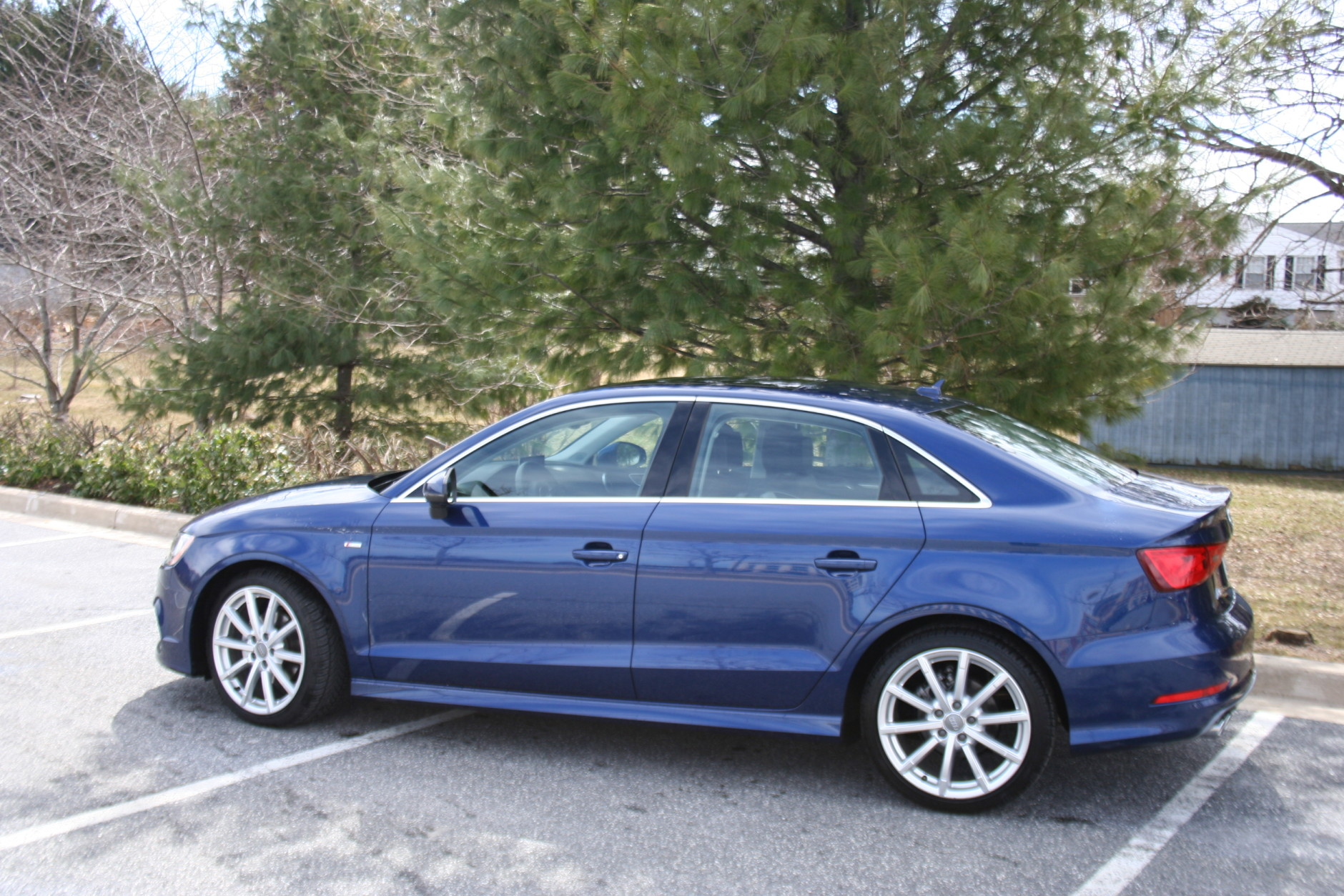 The 2015 Audi A3 Tdi A Fuel Efficient Sedan With Luxury Features Wtop