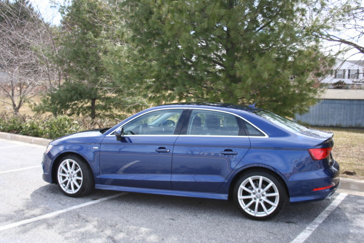 The Audi A TDI A Fuelefficient Sedan With Luxury Features WTOP - Audi a3 tdi