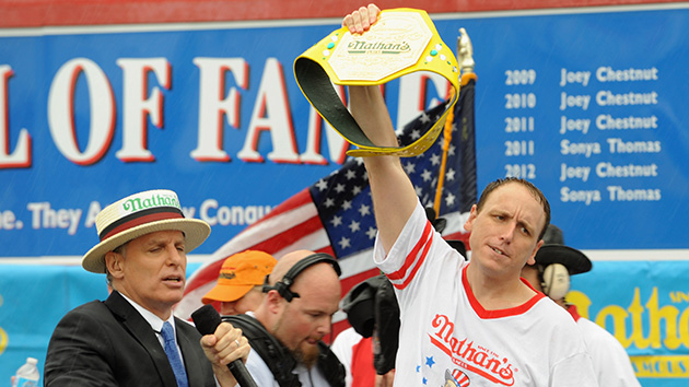 Joey Chestnut looks to devour competition in D.C. contest