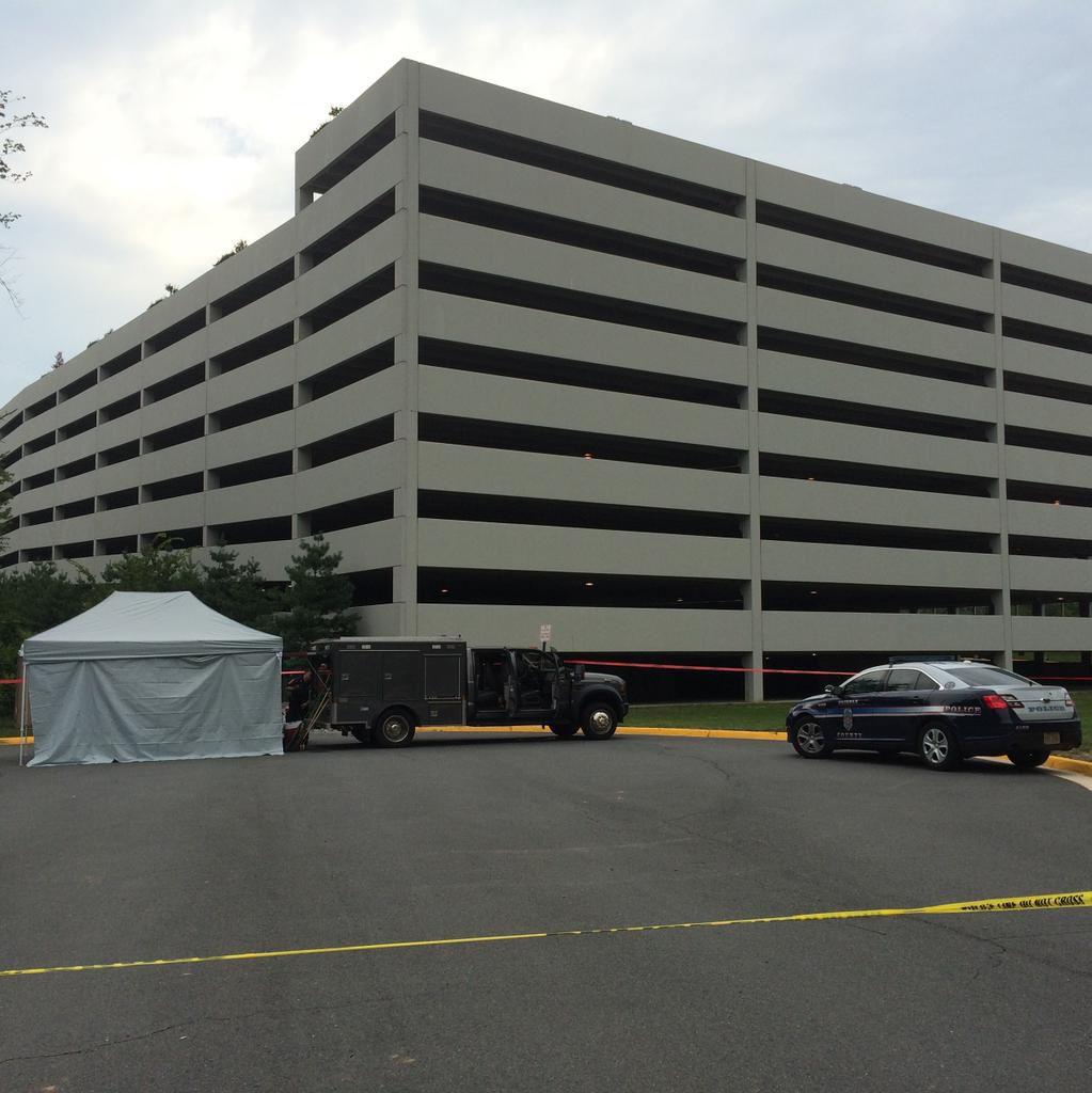 Woman's Body Found Near Herndon Parking Garage
