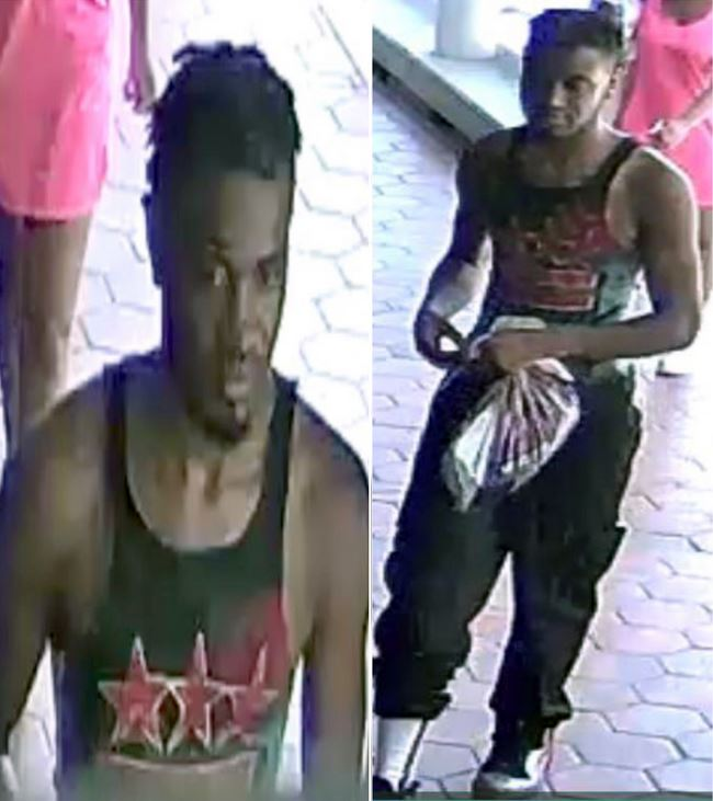Metro police ask for help identifying person after officer assaulted