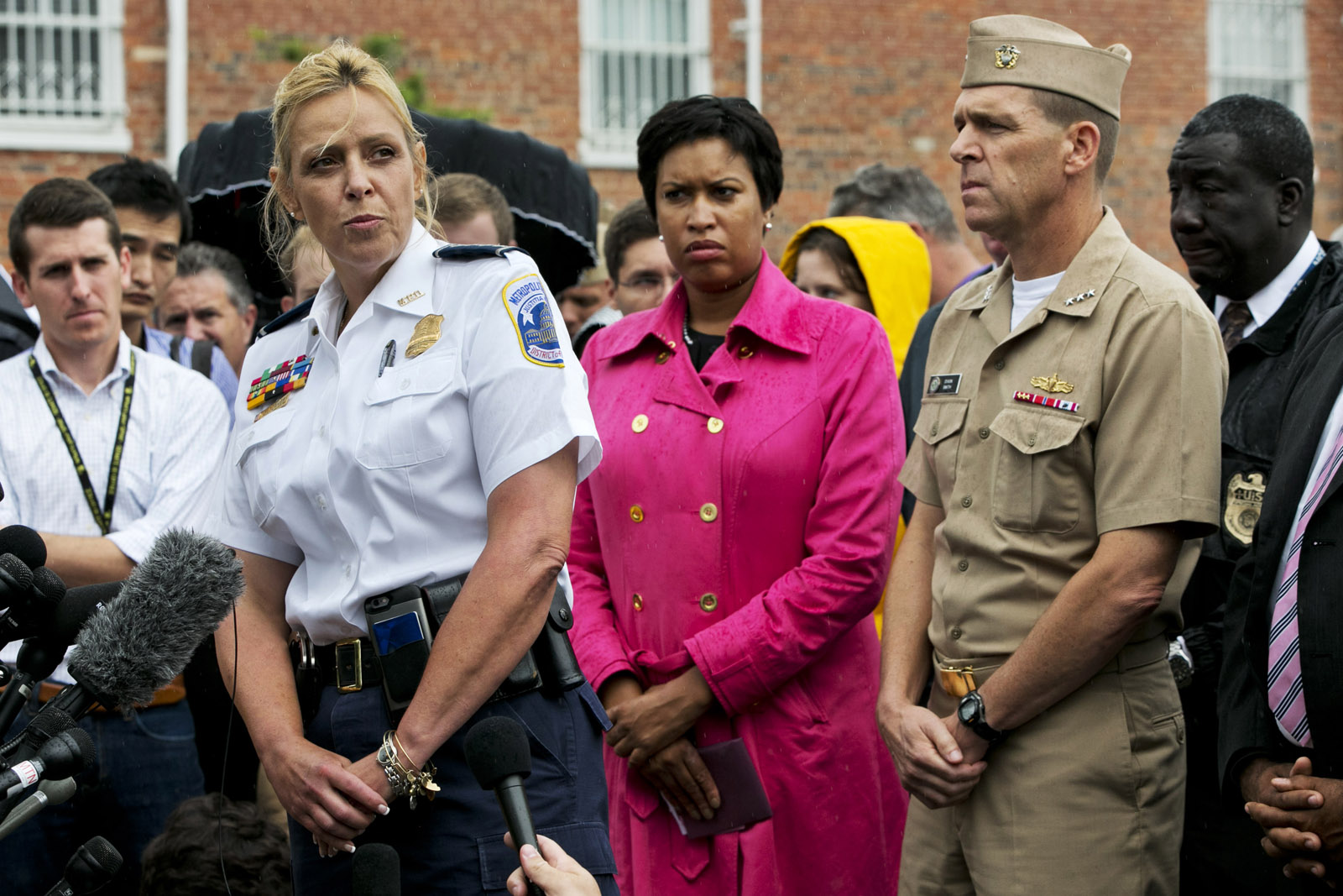 D.C. Police Chief: Training, lessons learned in 2013 Navy Yard shooting paid off