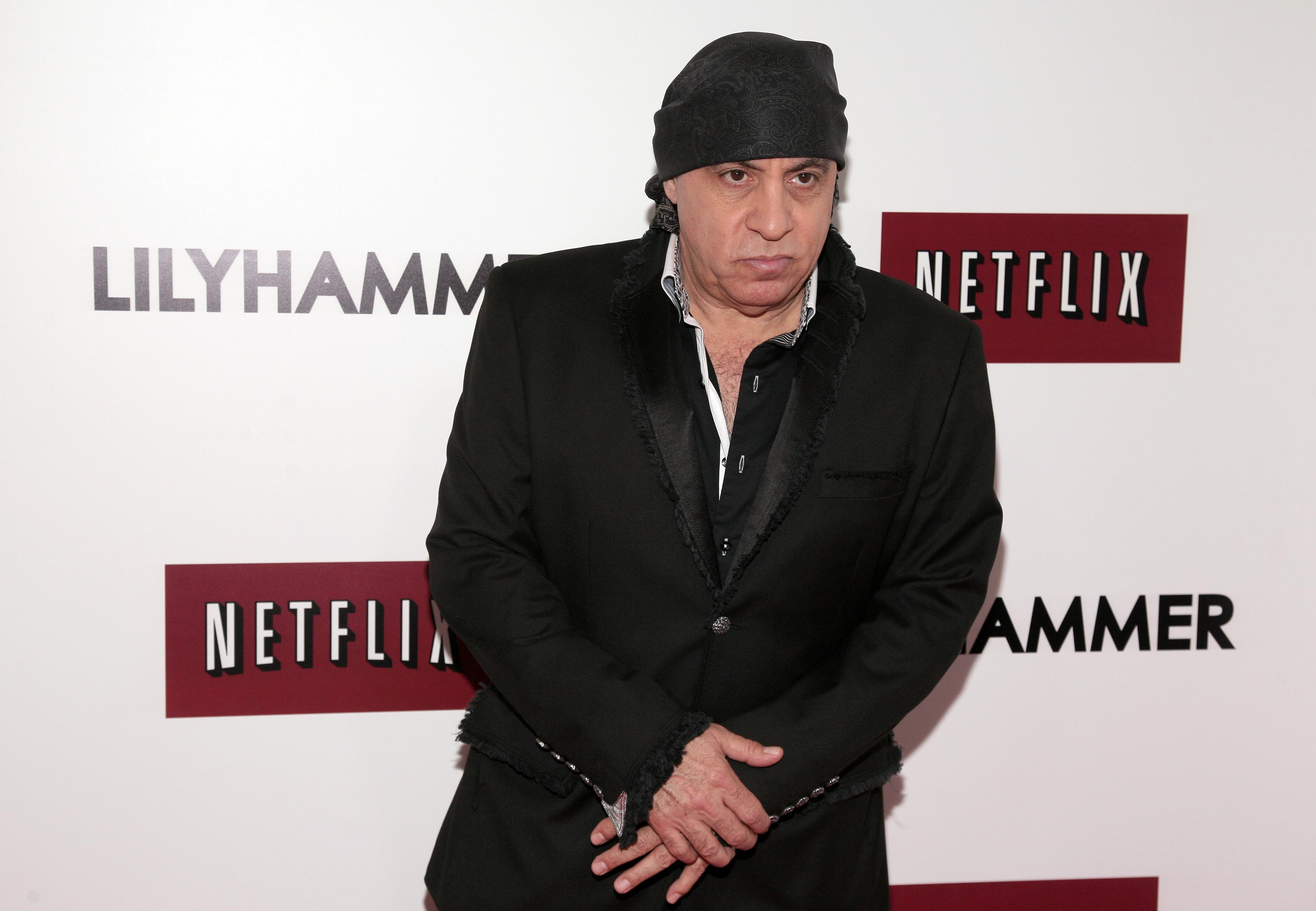 Netflix cancels Van Zandt's 'Lilyhammer' after three seasons