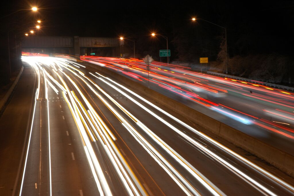 Lane closures start Friday night on portion of I-95, Beltway