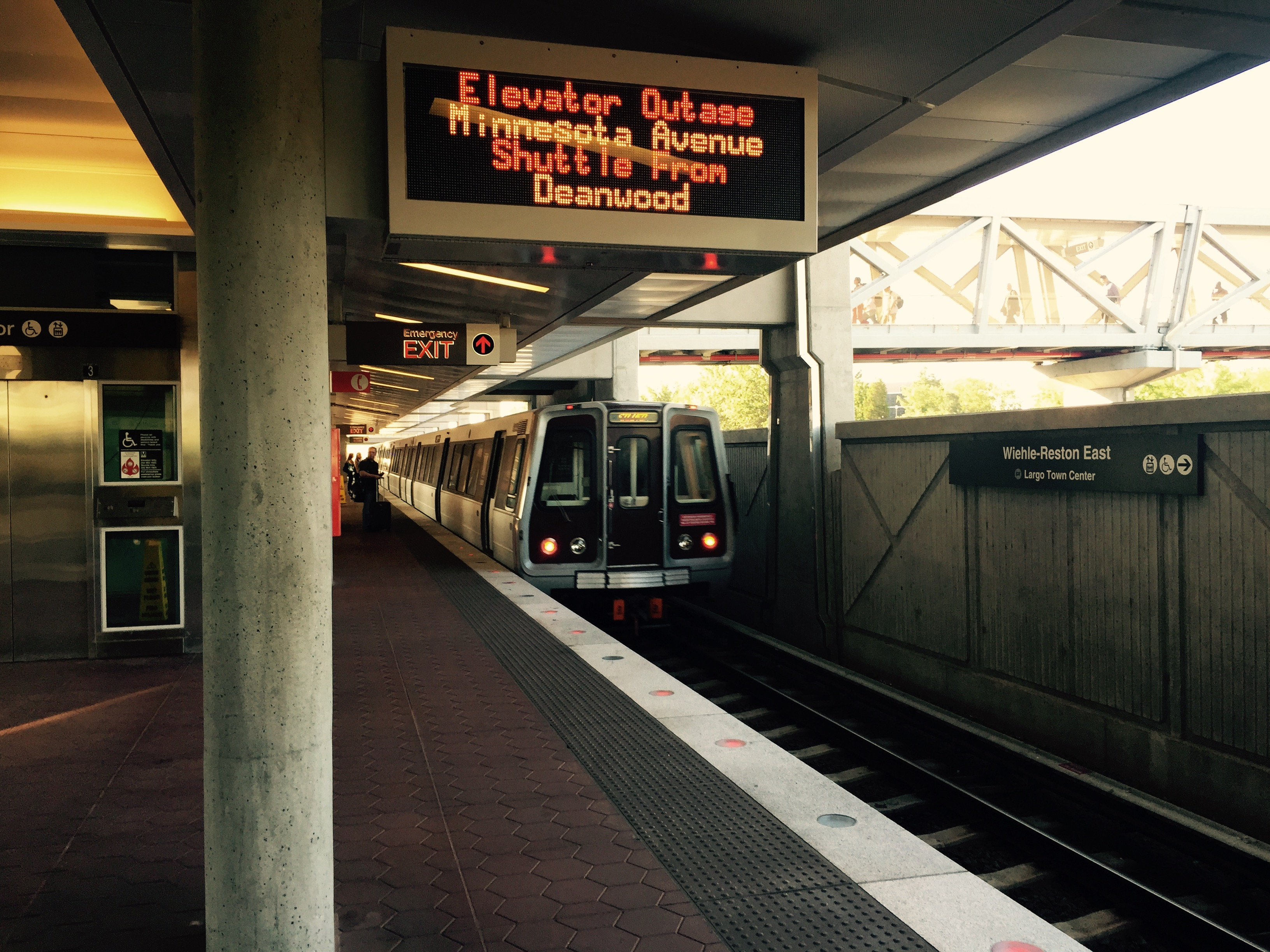 As Silver Line moves toward Dulles, questions about parking at Tysons
