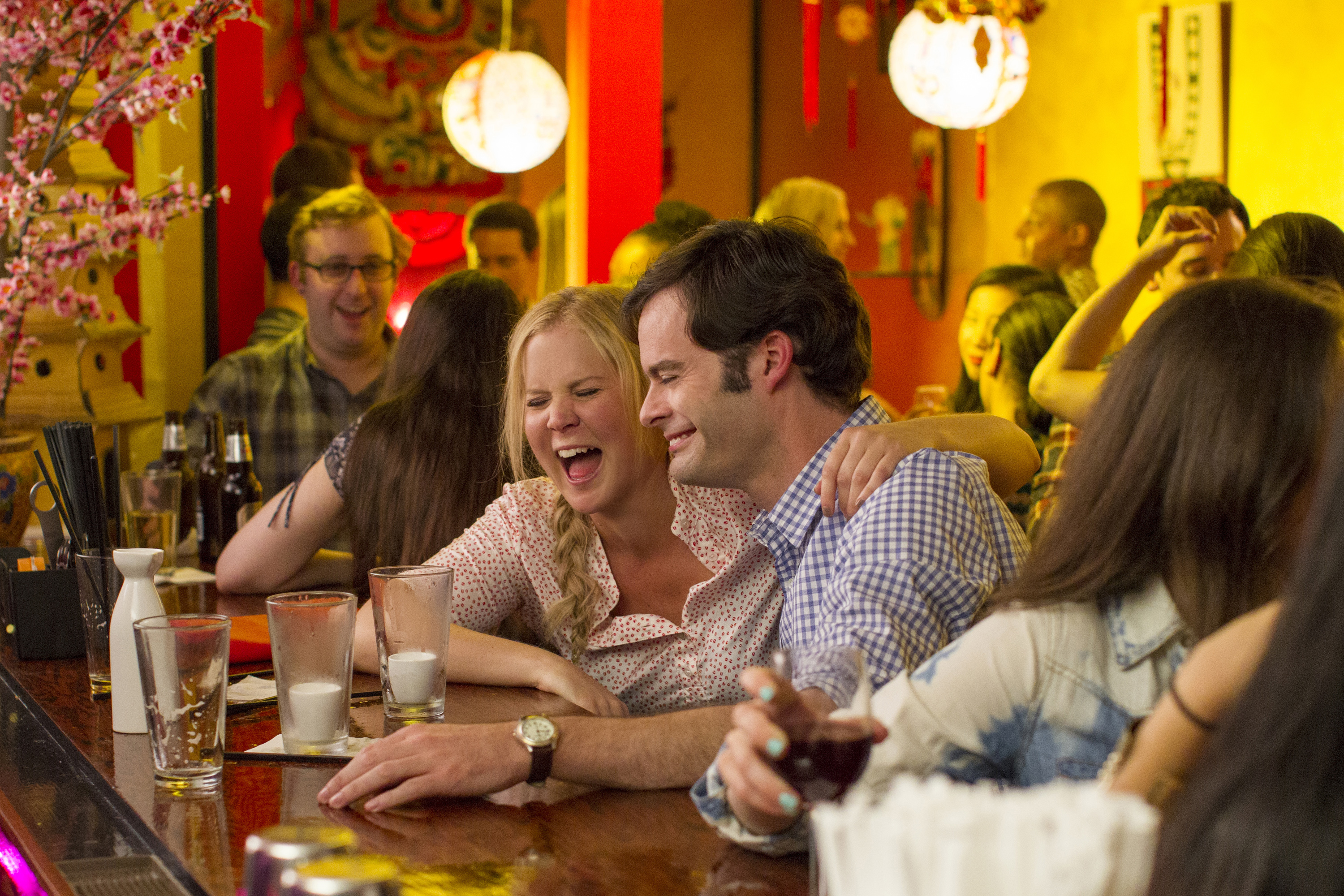'Trainwreck' is R-rated riot by Apatow, Schumer