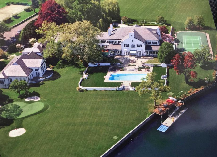Donald Trump's first mansion for sale for $54M (Photos)