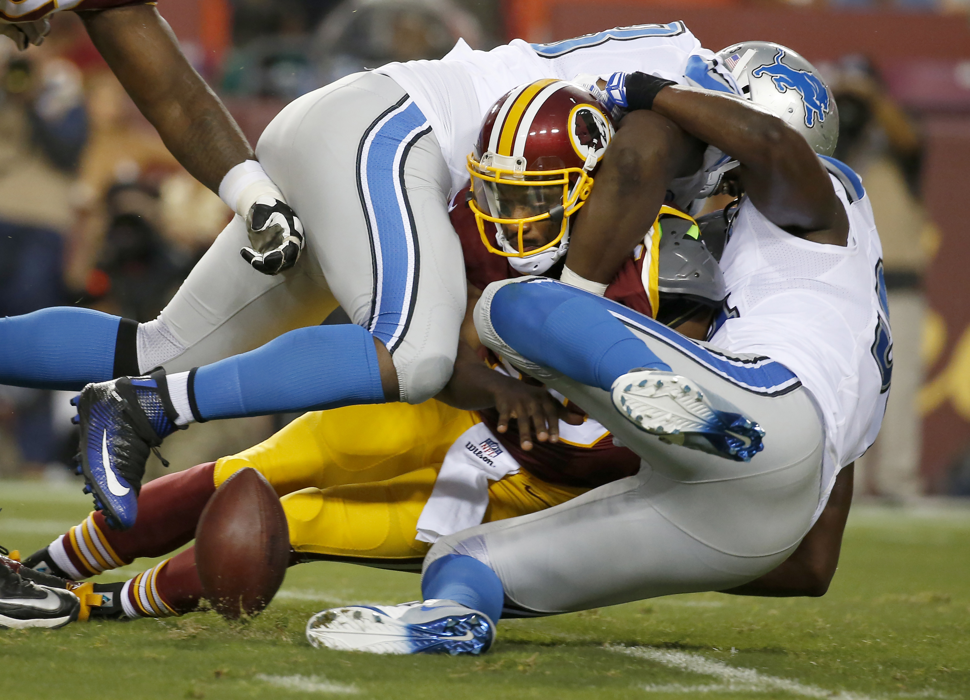 With RG3 injured, now what?