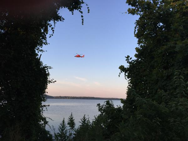 Body of teen who disappeared in Potomac River located