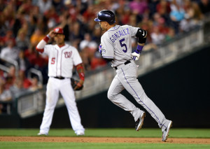 Carlos Gonzalez's game-winning grand slam Friday night was just the latest example of Williams' inability to think critically at crucial junctures in ballgames. (AP Photo/Nick Wass)