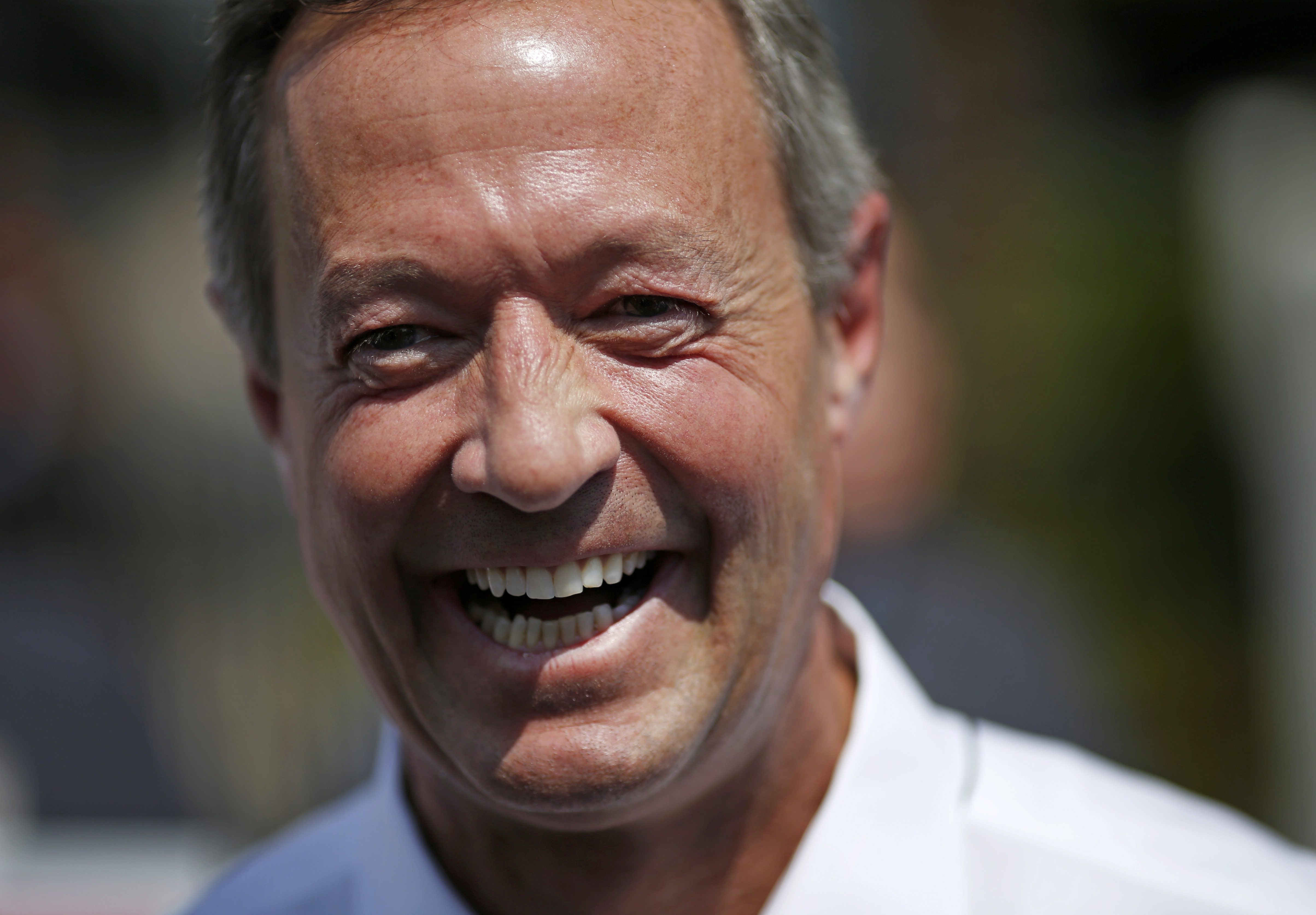 For the right price, Martin O'Malley will sing you a song