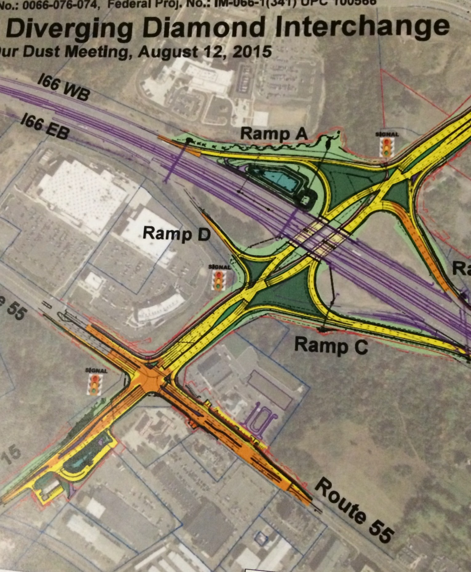 Innovative design aims to alleviate traffic congestion in Haymarket