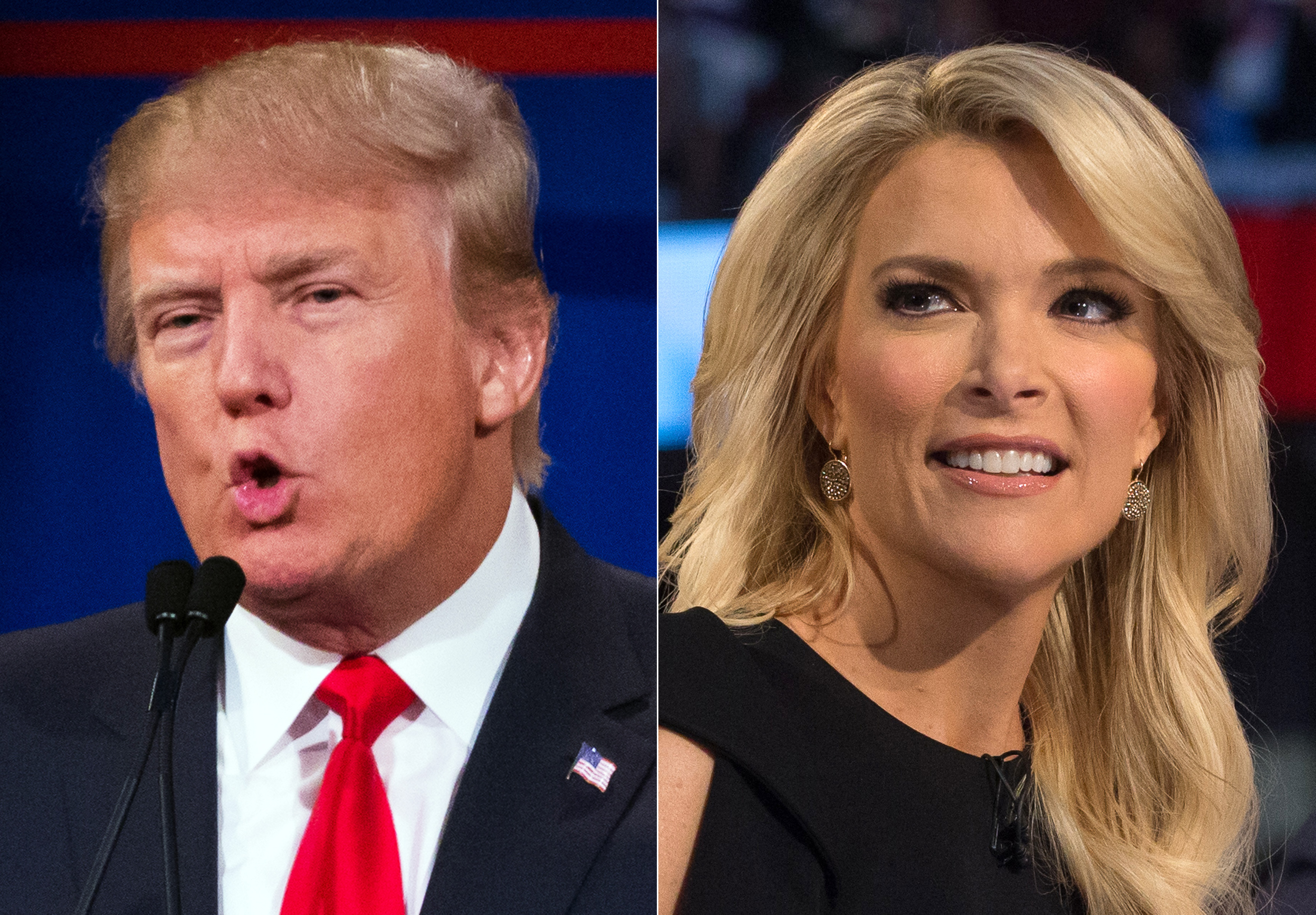 Donald Trump says he'll attend March debate moderated by Megyn Kelly