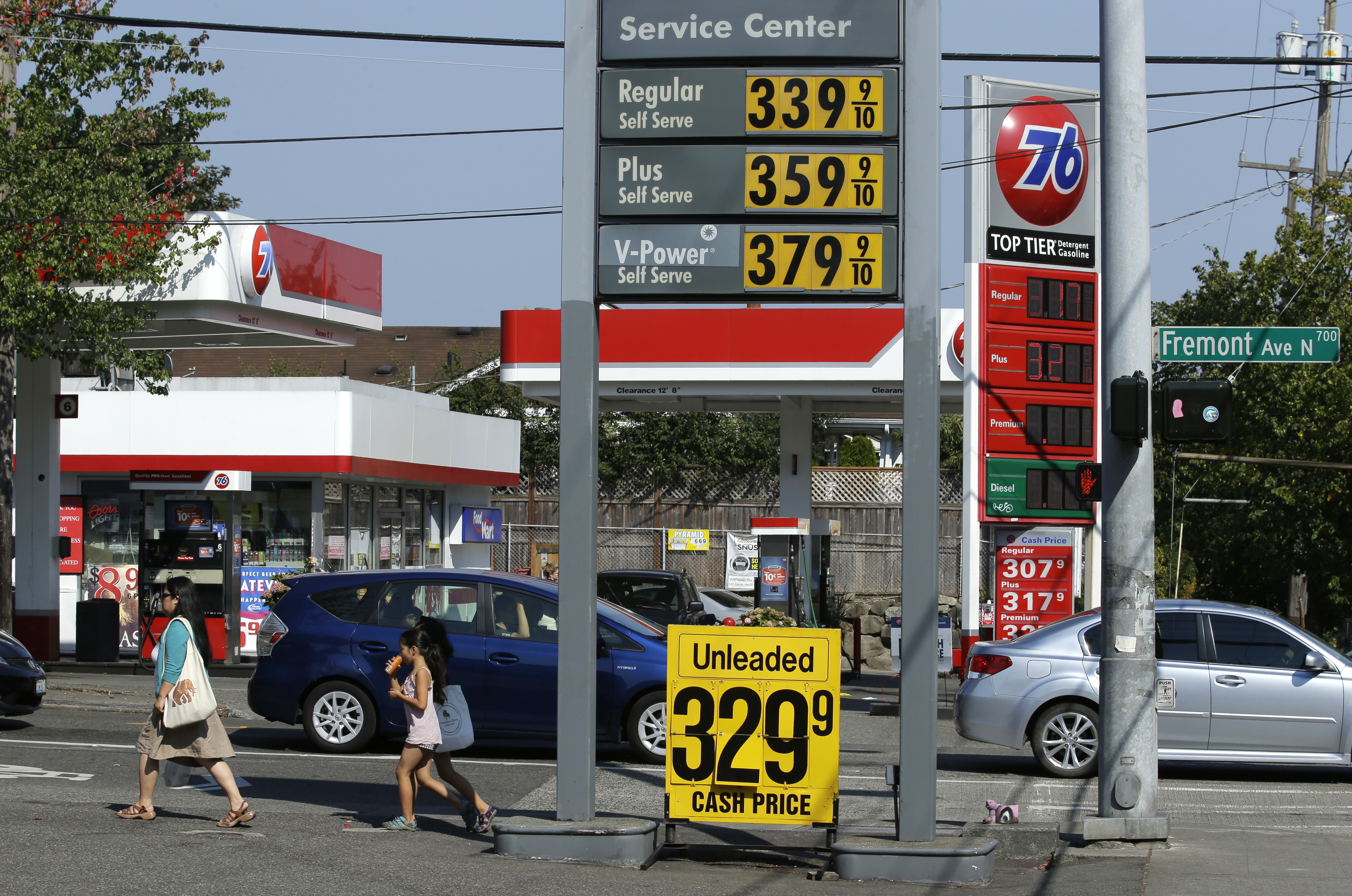 Gas Prices Seattle >> 10 Years Later Hurricane Katrina Still Affects Gas Prices