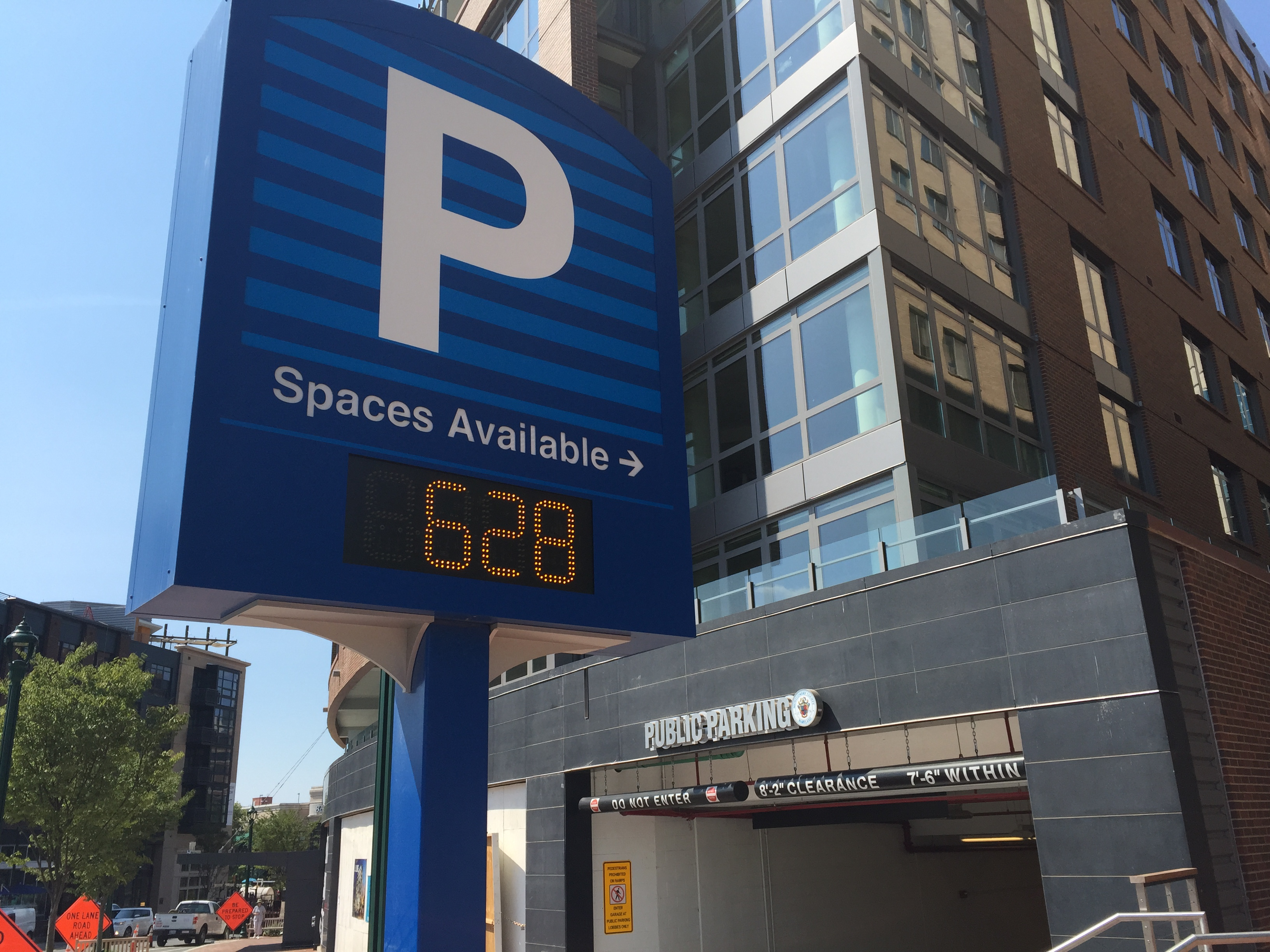 Montgomery Co. council to vote Thursday on parking rate hike