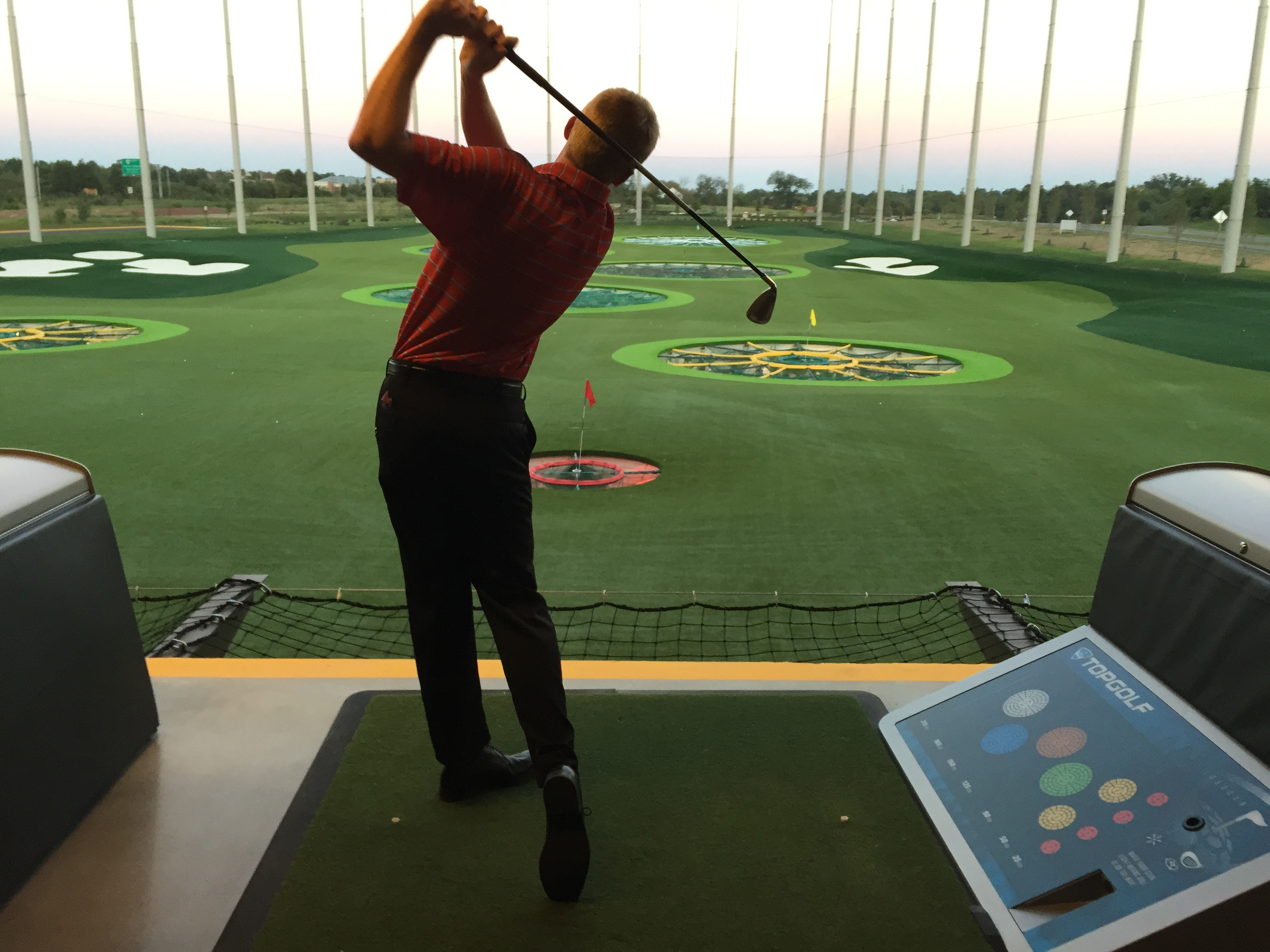 New Topgolf location offers high-tech golf and more