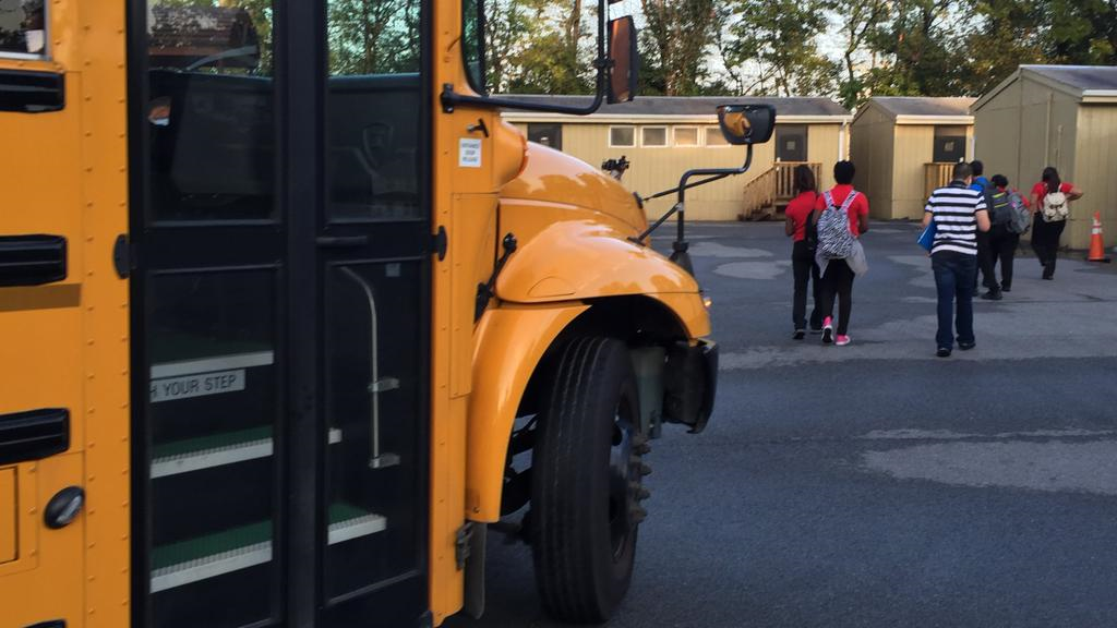 6th grader beaten by other students on Prince George's Co. bus