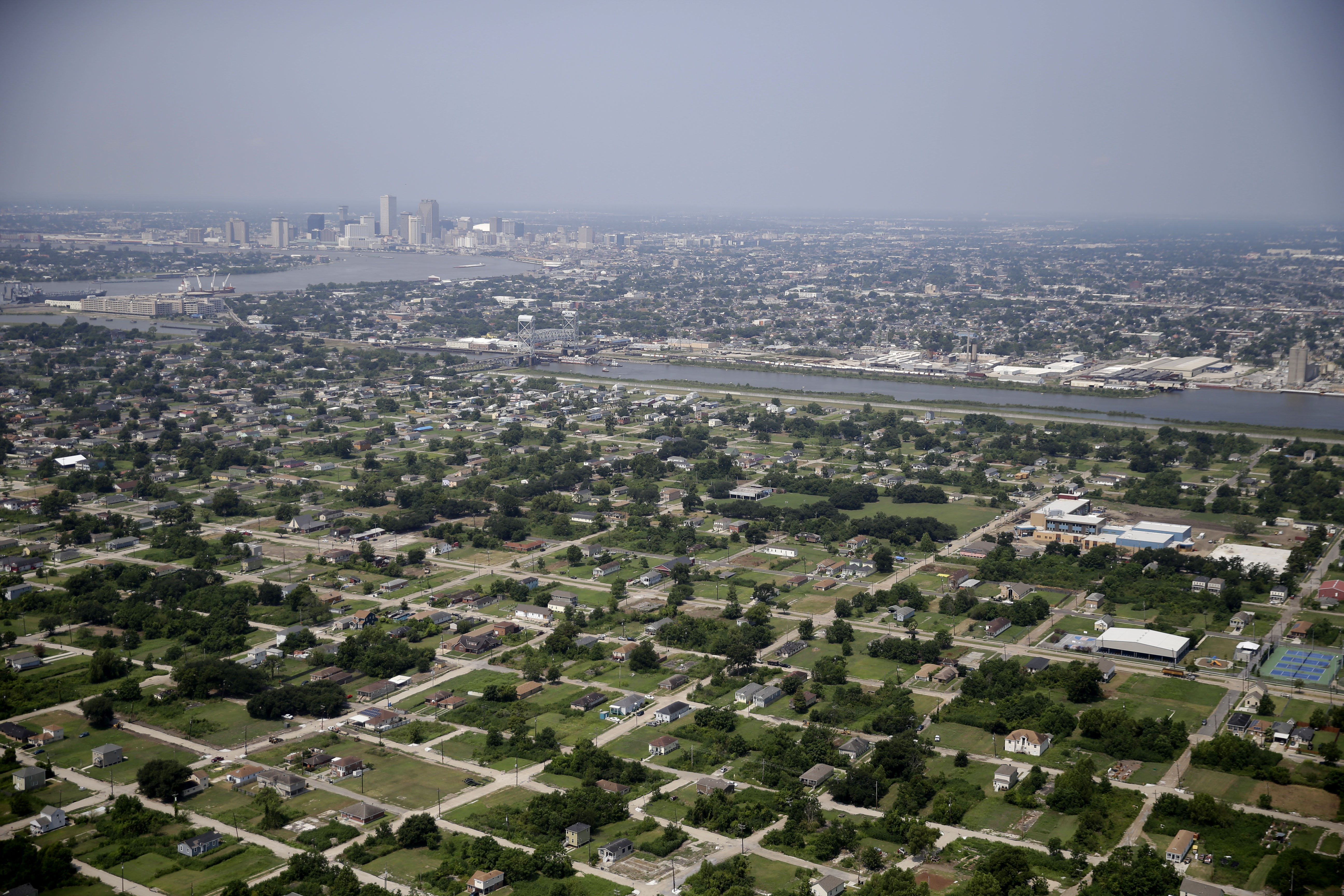 Enjoyable New Orleans Rises Decade After Katrina But Gaps Remain Wtop Largest Home Design Picture Inspirations Pitcheantrous