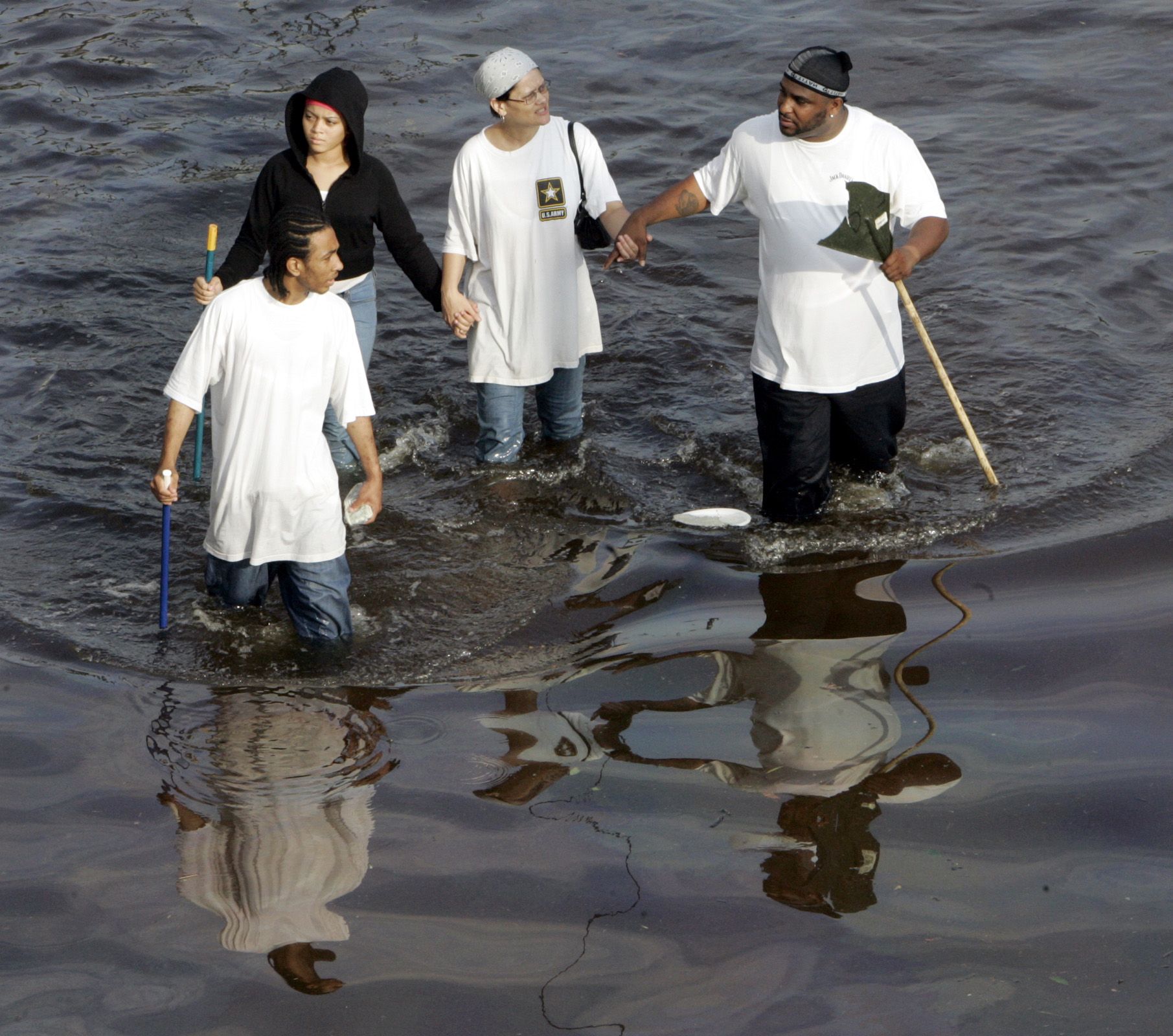 Remembering the 'forgotten' gulf state of Mississippi, 10 years after Katrina