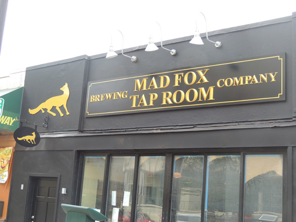 Mad Fox Taproom opens in Glover Park