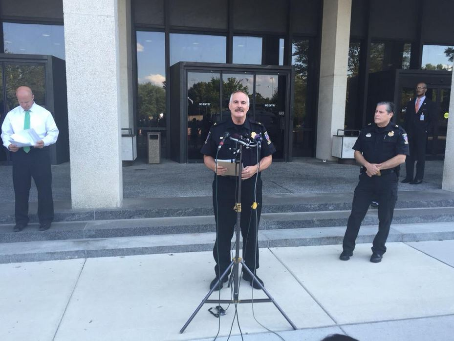 Police chief questions why shooter in Md. murder-suicide was not in jail