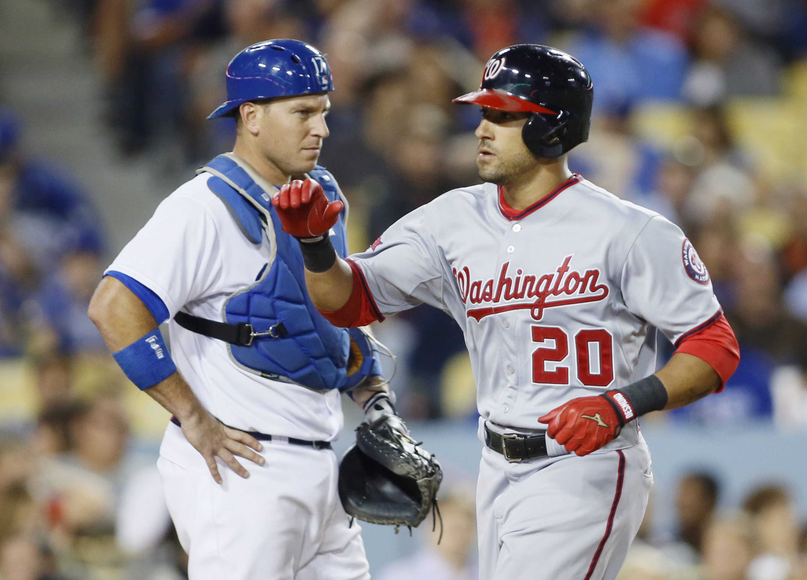 Ian Desmond 'forever' proud of what Nationals have built