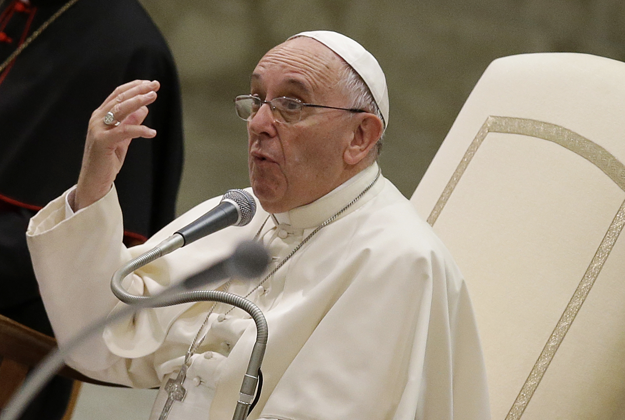 Public to have limited chances to see Pope Francis in D.C.